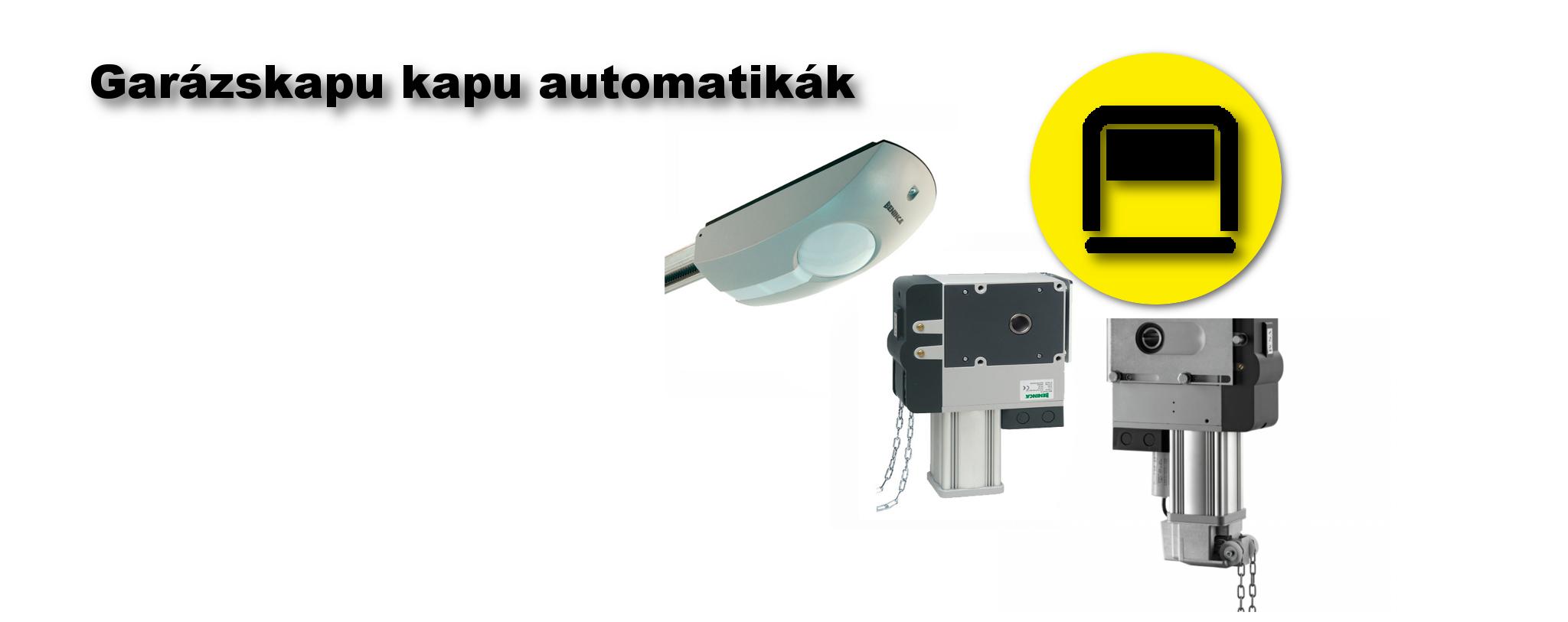 Beninca-garazskapu-automatika
