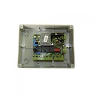 LUX2i kétmmotoros kapunyitó vezérlés