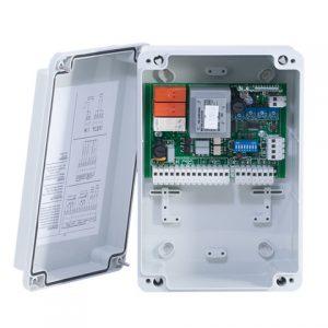 ECO 2 elektromos kapunyitó vezérlés